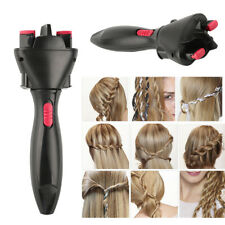 Electric Hair Braider Plait Twist Styling Braiding Machine Quick Braid Tool