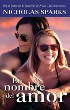 En Nombre del Amor (Movie Tie In) (Paperback or Softback)