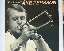 CD AKE PERSSON the great SWEDEN 1994 EX