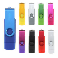 Micro USB Stick Speicherstick 32GB USB 2.0 Flash Drive Memorystick OTG fuer T4W5