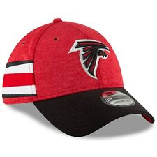 Atlanta Falcons Cap Sideline 2018 Home NFL Football New Era 39thirty M / L