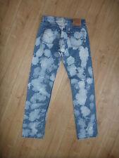 Domestos Levi`s 501 Jeans 30/34 Bleachers Skinhead Punk Oi gay Punk Skin Hose