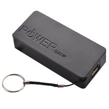 5600mah 2 x 18650 USB Cargador de Batería Power Bank Funda Bricolaje Caja para