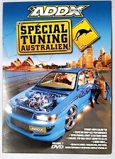 Pochette DVD ADDX vol 7 - Spécial Tuning Australien - 7 ADDX Girl + Manga Erotiq
