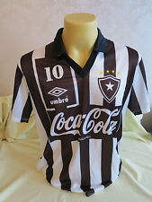 Botafogo Football Shirt Home 1980s Player Issue maybe worn match L RARE 10 Mens