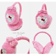 Sanrio Hello Kitty Ear Muff  Pink Heart  : For Kids