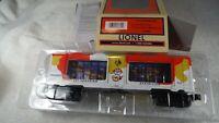 """Lionel 6-36880 Operating KOI  Aquarium Car """"O"""" Gauge C-8 2010 Original Box"""