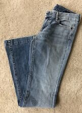 Citizens Of Humanity Womens Jeans Size 28 Low Waist Full Leg Stretch