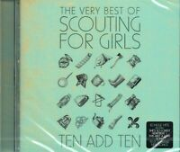 Scouting For Girls - The Very Best Of Scouting For Girls (Ten Add Ten) 2017 CD