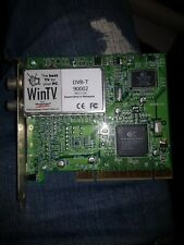 Hauppage WinTV DVB-T 90002 Rev C176 TV Capture Card. Good condition.