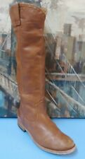 Riding Boots Brown Tall Knee-High Womens boots Size 9M