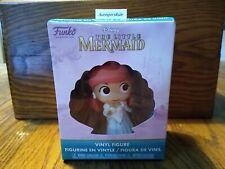 Disney The Little Mermaid Funko Vinyl Figures Ariel White Dress