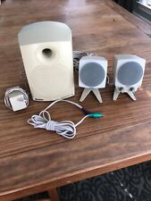 Boston Digital Computer Speakers BA735 3 speaker set