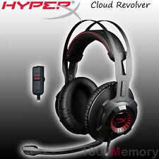 Kingston HyperX Cloud Revolver Pro Gaming Headset Bundle