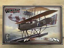 Wingnut Wings 1/32 Scale Hansa-Brandenburg W.12 Early #32036
