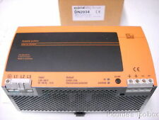 New IFM Efector Power Supply, 24VDC, 20A, DN2034