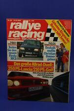 Rallye Racing 22/89 Lancia Delta Integrale Porsche Projekt Zwo Doka TVR Mini