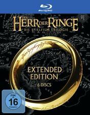 Der Herr der Ringe Trilogie 1-3 Extended Edition 6 Discs (Blu-Ray)