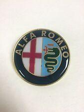 Hood Badge for Alfa Romeo 145 146 Bonnet 73mm -NEW- #157