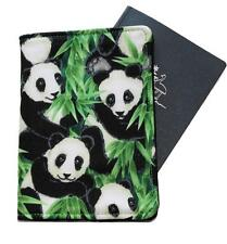 PASSPORT COVER/FOLDER/WALLET - PANDA BABIES - by Graggie Australia*GA