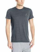 adidas Men's Ultimate 2.0 Crew Neck Tee T Shirt Climalite 5 Colors Gray S