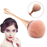 Rose Gold Make Up Brush Powder Blush Brush Professional Large Cosmetic Tool 1pc