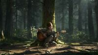 The Last Of Us Part 2 Duality Dynamic Theme PS4 any region