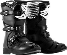 FLY RACING MAVERIK MX BOOTS BLACK SZ 06-ADULT