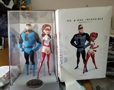 D23  Expo Disney The Incredibles Designer Limited Edition Doll Disney Store