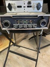 Original Radio Becker & Amp Mercedes Benz W109 W108 And More ....
