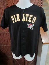 Vintage Pittsburgh Pirates Baseball Jersey Size Youth XL 18 Mighty Mac