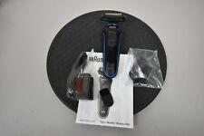 Braun Series 5 5018s Wet & Dry Shaver - Blue #7273