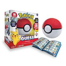 Pokemon Pokeball Electronic Trainer Guess Game Red Kanto Edition Toy Kids Gift