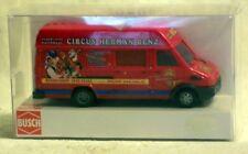 """Busch 47922: IVECO Daily """"Circus Renz"""", pronti modello in 1/87, NUOVO & OVP"""