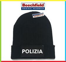 Cappello Polizia Di Stato Italiana Zuccotto Berretto Invernale
