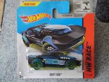 Hot Wheels 2014 #173/250 DRIFT ROD black HW RACE