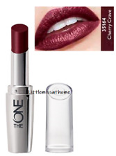 ORIFLAME THE ONE OBSESSION LIPSTICK gel-crème finish pink red nude peach coral