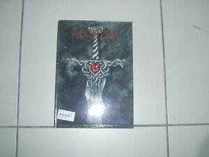 Requiem chevalier vampire coffret numéro 2 comporte les  tome 4.5.6