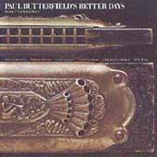 Paul Butterfield - Better Days [New CD] Manufactured On Demand