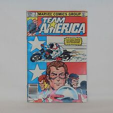 Team America #5 Marvel Comics Group Comic Book Oct