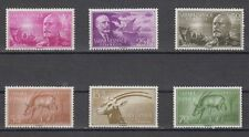 SAHARA (SPAIN) - AÑO 1955 NUEVO SIN FIJASELLOS COMPLETO MNH - EDIFIL 120/25