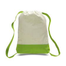 Canvas Two-Tone Sports Backpacks