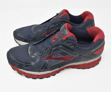 Brooks Mens Sz 11.5 - GTS 16 Adrenaline Blue Lace Up Athletic Running Trail Shoe