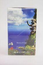 * Dolce & Gabbana-Light Blue beauty of Capri EDT SPRAY 40ml NUOVO & OVP *