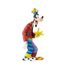 "Disney Romero Britto Pop Art Goofy 85th Anniversary 10"" Figurine 4055686"