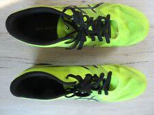 Sportschuhe mit Spikes Leichtathletik Asics, Gr.40 gelb / schwarz