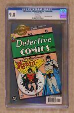 Millennium Edition Detective Comics #38 CGC 9.8 2000 1136732019
