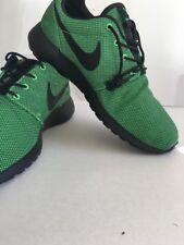 Nike Rosherun Mens Casual Shoes Running 511881 304 Green/Black SZ 11.5