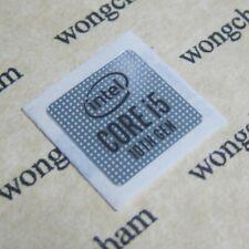 Intel CORE i5 10TH GEN Sticker 14mm x 14mm