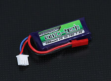 Turnigy Nano-Tech 300mAh 2S 7.4V 35C - 70C Lipo Battery Pack RC Plane Heli